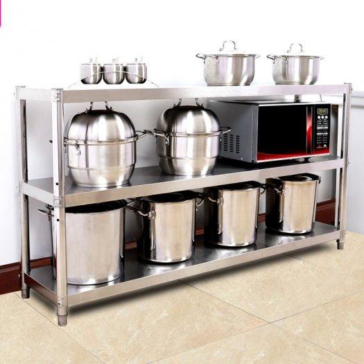 Kệ bếp inox 3 tầng Hải Minh HM 02015