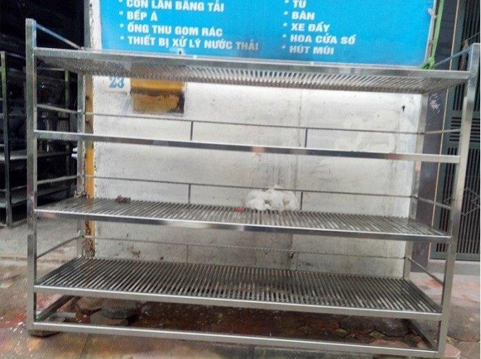 Kệ bếp inox 3 tầng Hải Minh HM 0207
