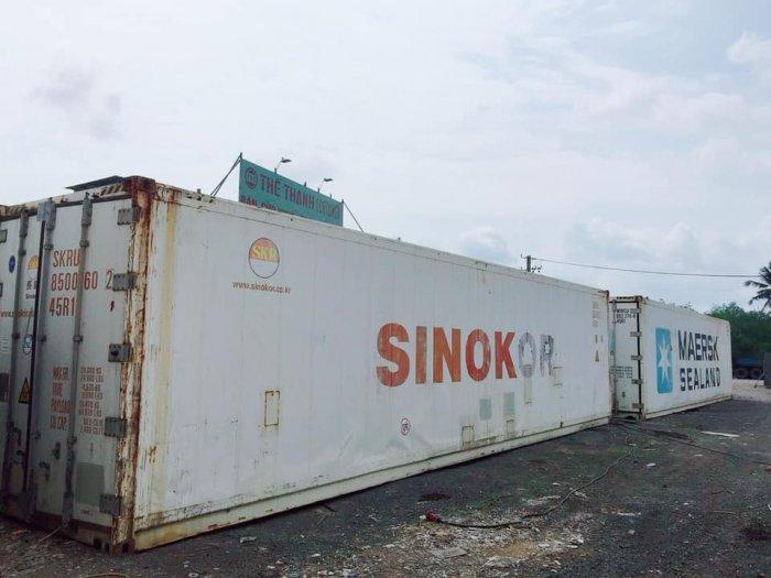 Container lạnh tủ đông lạnh1