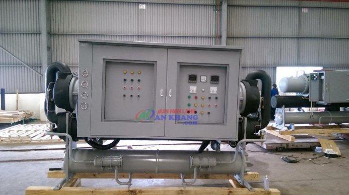 Sửa chữa, cải tạo máy làm lạnh nước công nghiệp ( water chiller )0