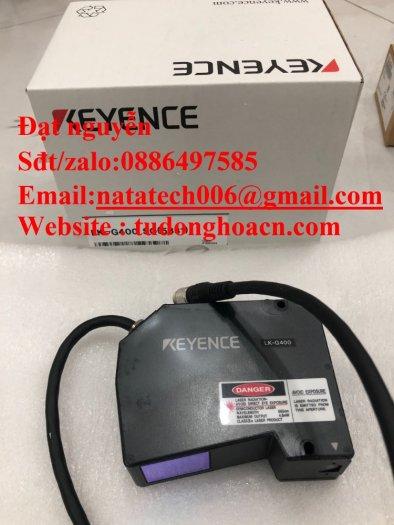 LK-G400 Đầu cảm biến Keyence Mới 100% chính hãng1