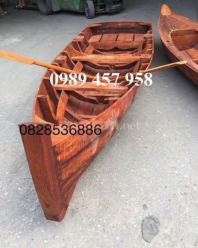 Xưởng đóng Thuyền gỗ chèo tay thể thao, Thuyền gỗ câu cá, hồ câu, Thuyền gỗ chụp ảnh5