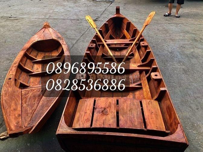 Xưởng đóng Thuyền gỗ chèo tay thể thao, Thuyền gỗ câu cá, hồ câu, Thuyền gỗ chụp ảnh4