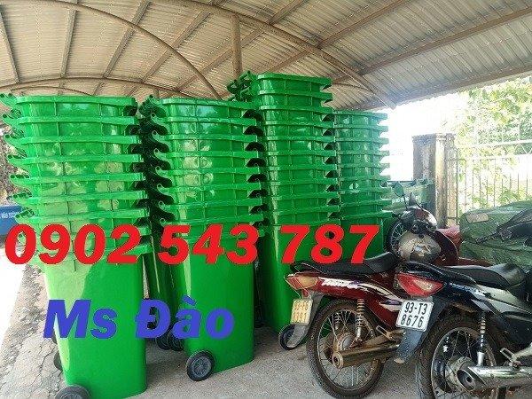 Nơi bán thùng rác 120 lít cộng cộng 120 lít1