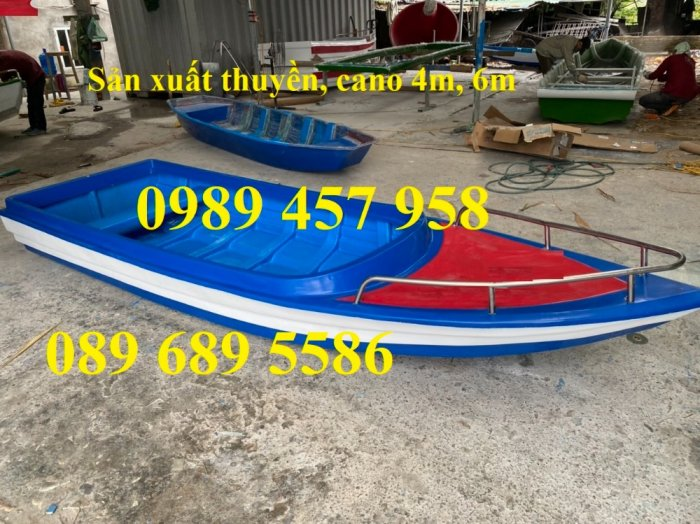 Cano cứu nạn, Cano phòng chống lụt bão, Thuyền cứu hộ5