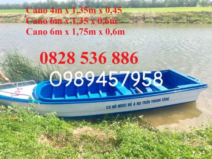 Cano cứu hộ chở 6 người, cano chở 12 người, cano du lịch gắn động cơ4