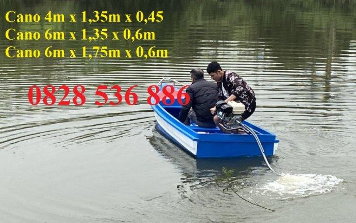 Cano cứu hộ chở 6 người, cano chở 12 người, cano du lịch gắn động cơ3