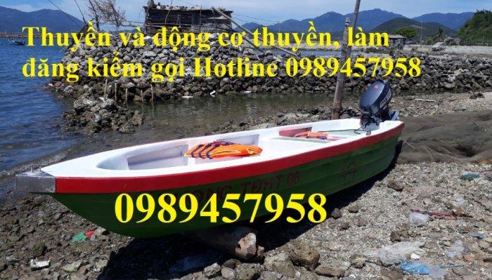 Cano cứu hộ chở 6 người, cano chở 12 người, cano du lịch gắn động cơ2