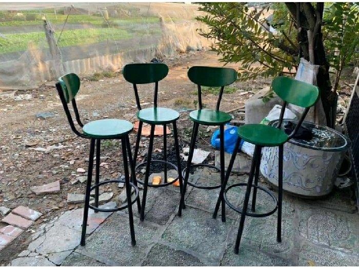 Ghế gỗ quầy đủ màu giá rẻ2