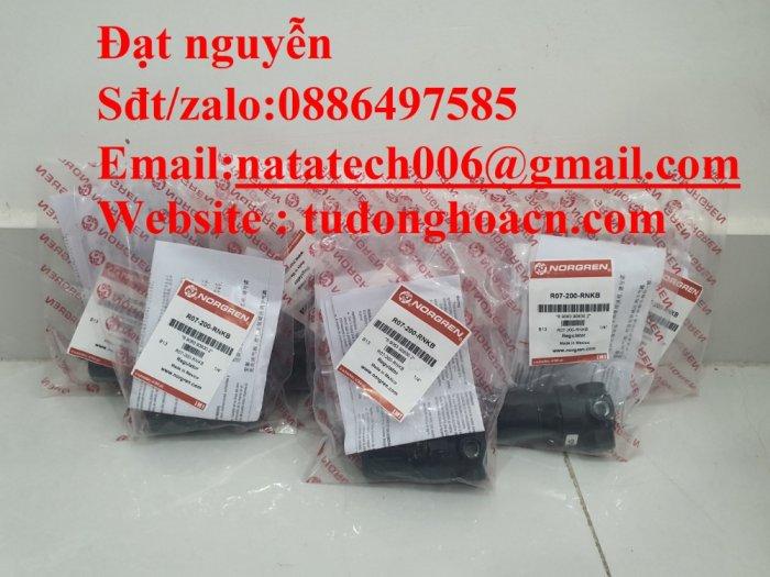 R07-200-RNKB norgen Bộ điều chỉnh áp suất Mới 100%3