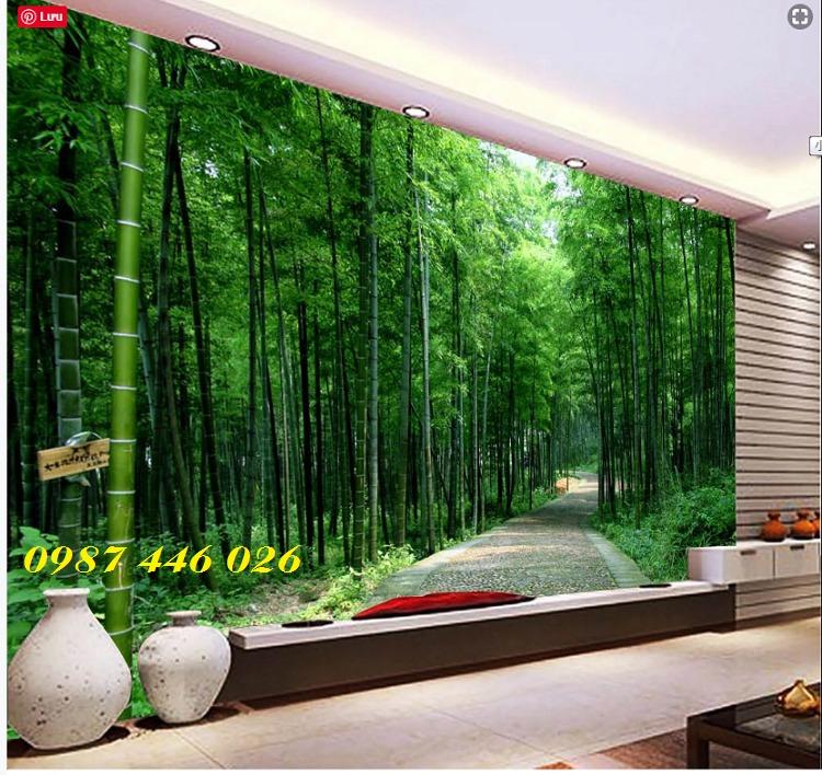 Tranh gạch men, tranh ốp tường đẹp 3d trang trí HP015510