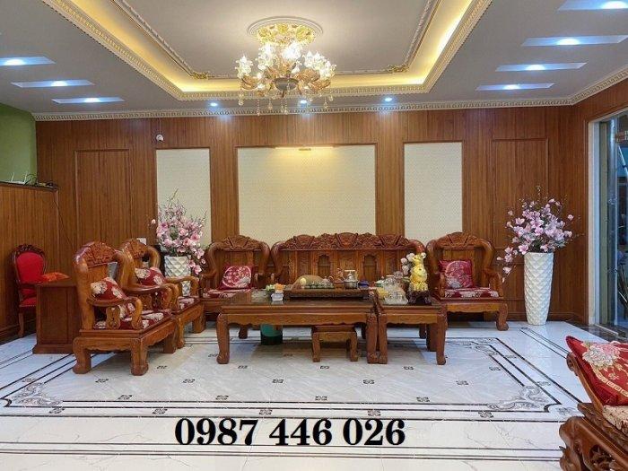 Gạch thảm sảnh- gạch lát nền trang trí phòng khách rộng HP02956