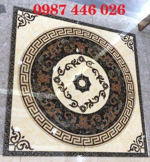 Gạch thảm sàn trang trí chiếu nghỉ phòng khách đẹp HP03142