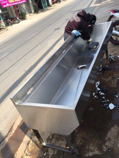 Chậu rửa chén inox Hải MInh HM 0213