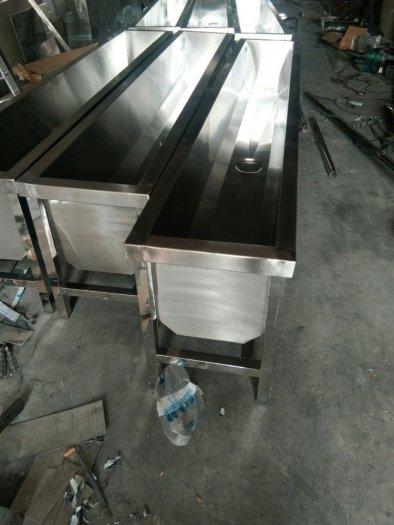 Chậu rửa chén inox Hải MInh HM 0210