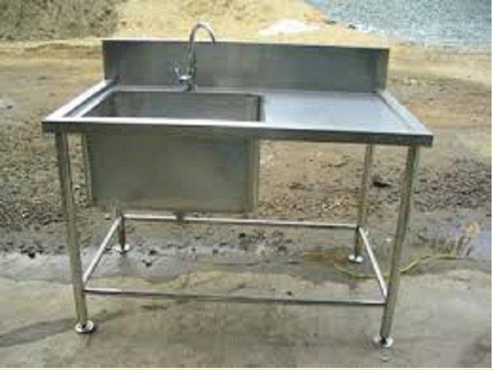 Chậu rửa chén inox Hải MInh HM 026