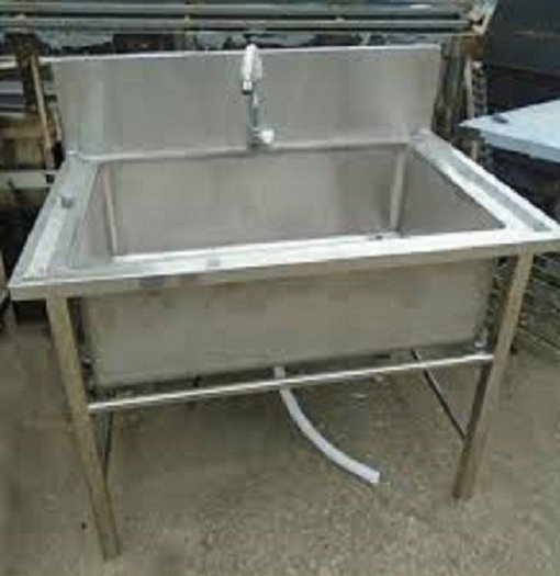 Chậu rửa chén inox Hải MInh HM 025