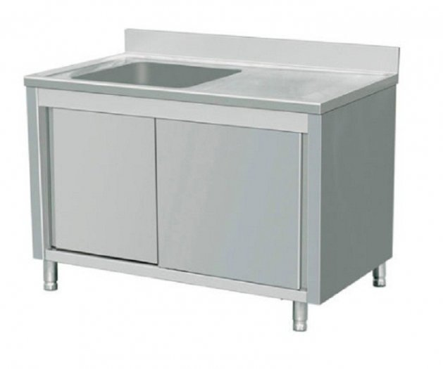 Chậu rửa chén inox Hải MInh HM 022