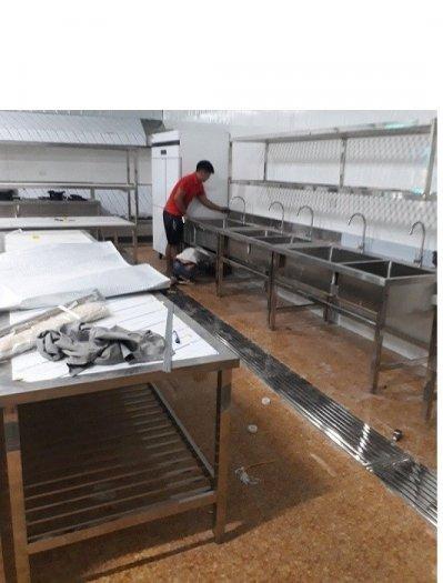 Bồn rửa chén 3 ngăn Hải MInh HM 0616