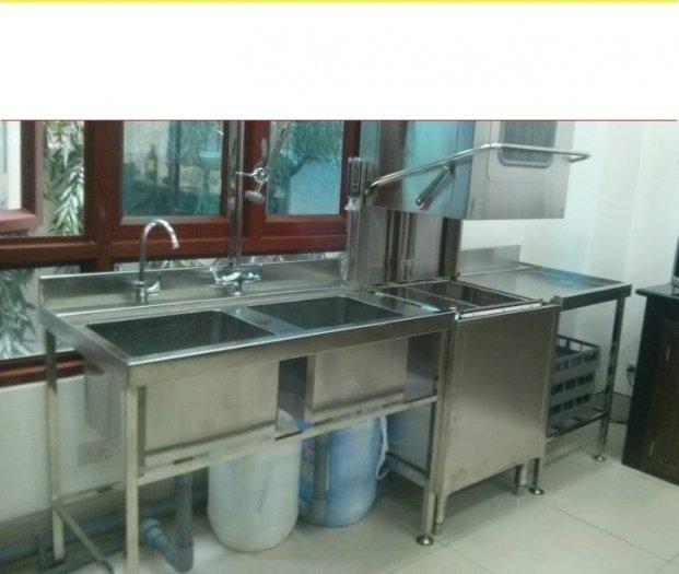 Bồn rửa chén 3 ngăn Hải MInh HM 0610