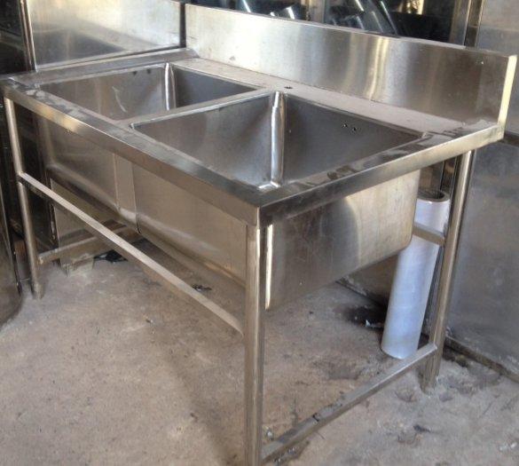Bồn rửa chén 3 ngăn Hải MInh HM 066