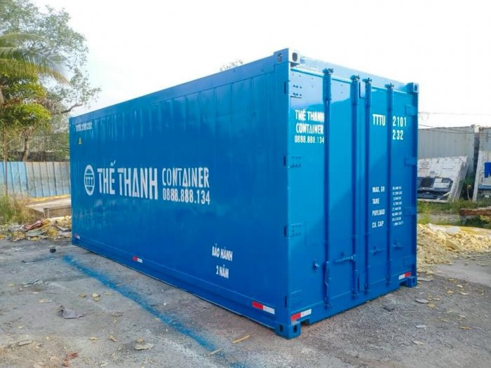 Báo Giá Container Lạnh 40 Feet - Container Lạnh3