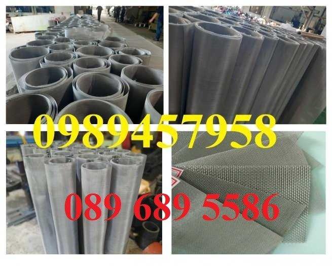 Lưới Inox đan 3x3, 5x5, 10x10, 12x12, 20x20, 30x30, 50x502