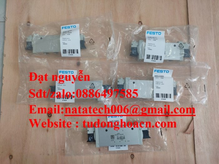 VUVG-L18-B52-T-G14-1P3 van festo điện từ mới 100%1