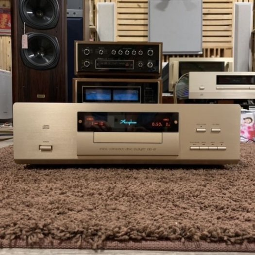 CD Accuphase DP-676