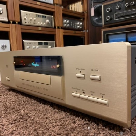 CD Accuphase DP-674