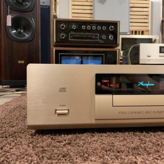 CD Accuphase DP-670