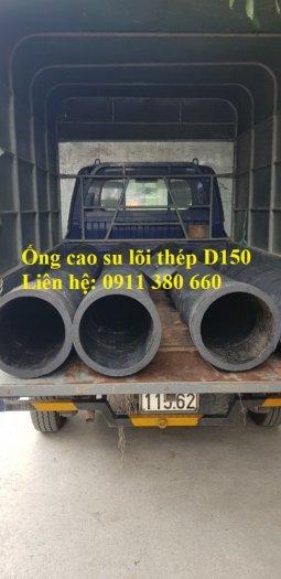 Ống cao su lõi thép D150 hút nước, hút cát- Nhật Minh Hiếu0