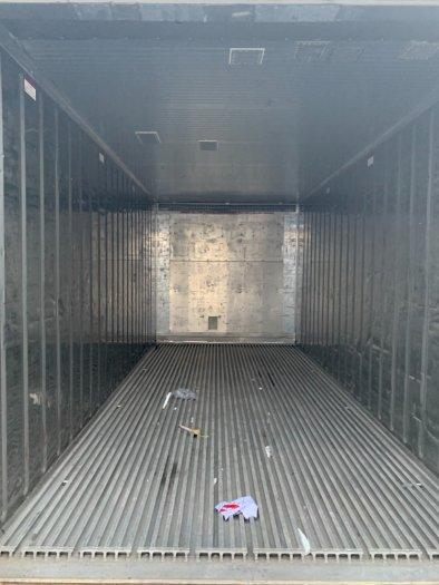 Container lạnh 20feet Nhật Bản MOL1