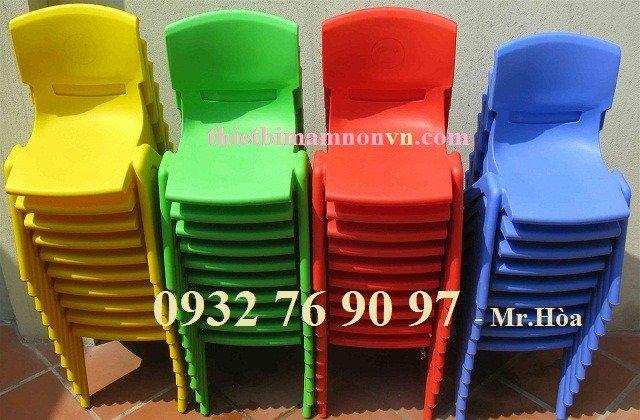 Ghế mầm non chất lượng tốt giá rẻ1