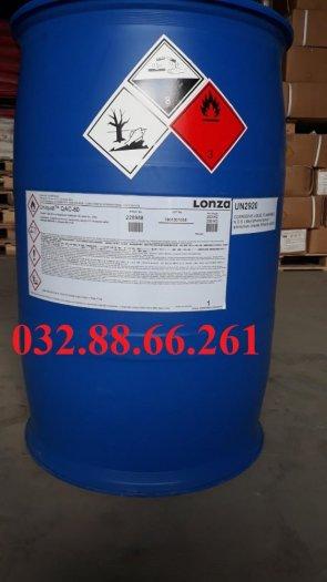 Hóa chất diệt khuẩn BKC 80 LONZA Mỹ0