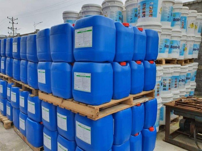 H2O2 50% (Oxy già) Thái Lan0
