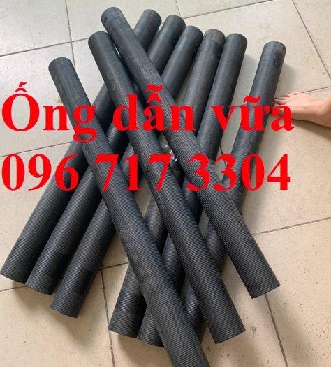Phân phối ống cao su phun vữa dùng cho máy phun vữa3