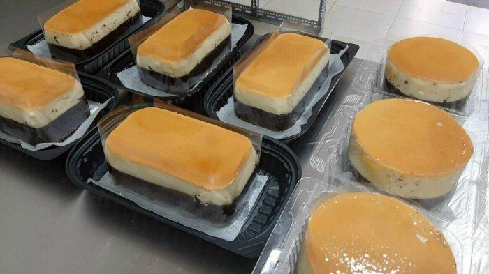 Bánh Gato Flan2