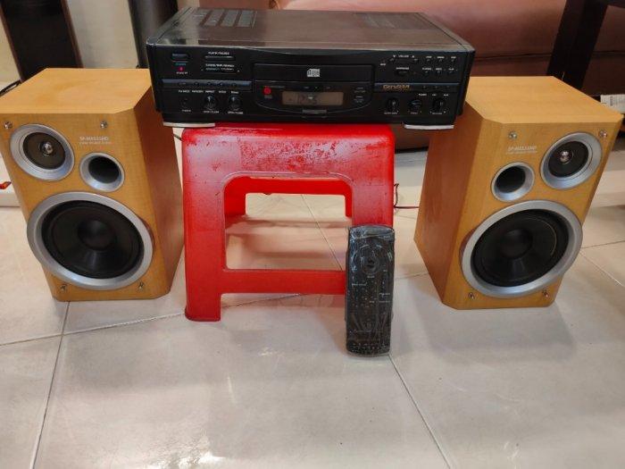 Dàn máy nghe nhạc CD giá rẻ .5