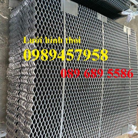 Lưới dập giãn 36x101, 10x20, 20x40, Lưới mắt cáo, lưới hình thoi có sẵn6