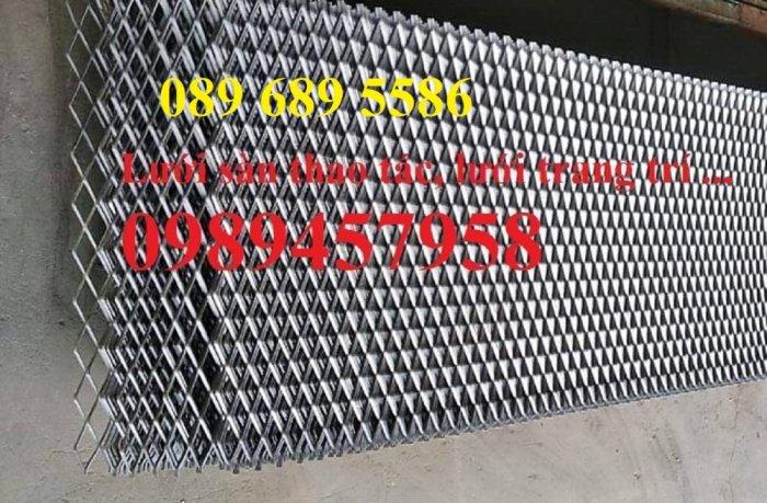 Lưới dập giãn 36x101, 10x20, 20x40, Lưới mắt cáo, lưới hình thoi có sẵn5