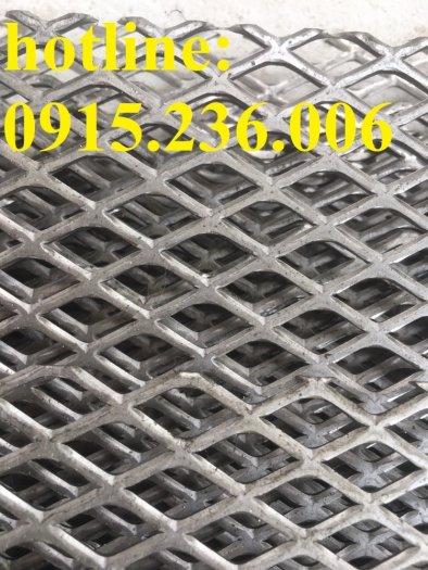 Lưới dập giãn cán phẳng, lưới mắt cáo, lưới XG, lưới hình thoi cán phẳng, lưới trang trí giá rẻ3