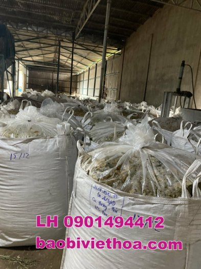 Bao Jumbo đựng cỏ, đựng bắp ủ chua3