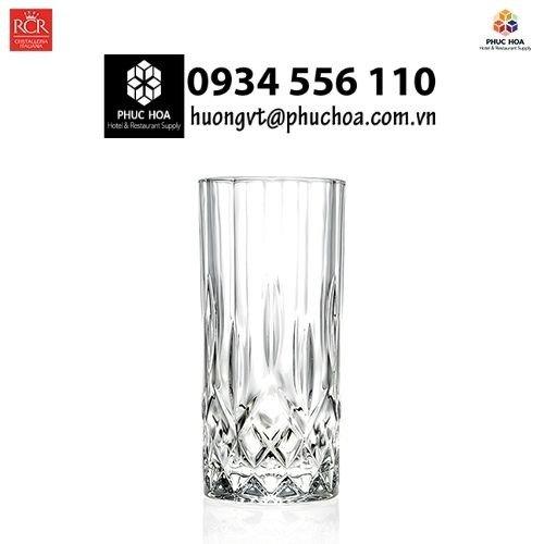 Ly cốc thủy tinh nhập khẩu cao cấp RCR Hà Nội12