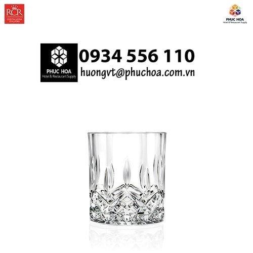 Ly cốc thủy tinh nhập khẩu cao cấp RCR Hà Nội11