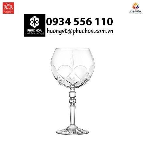 Ly cốc thủy tinh nhập khẩu cao cấp RCR Hà Nội6