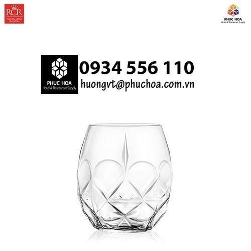 Ly cốc thủy tinh nhập khẩu cao cấp RCR Hà Nội5