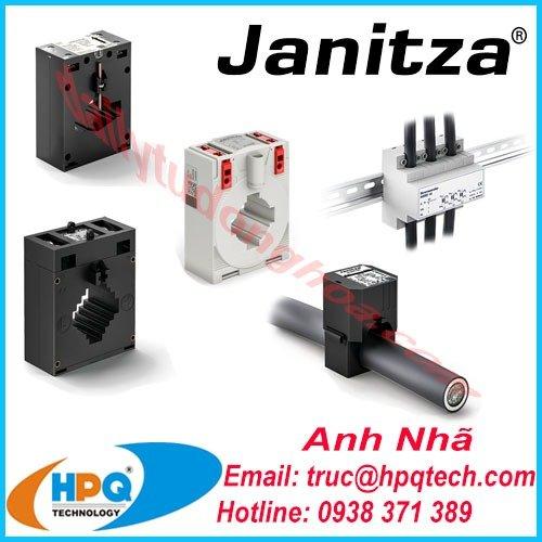 Nhà cung cấp máy biến dong Janitza Việt Nam2