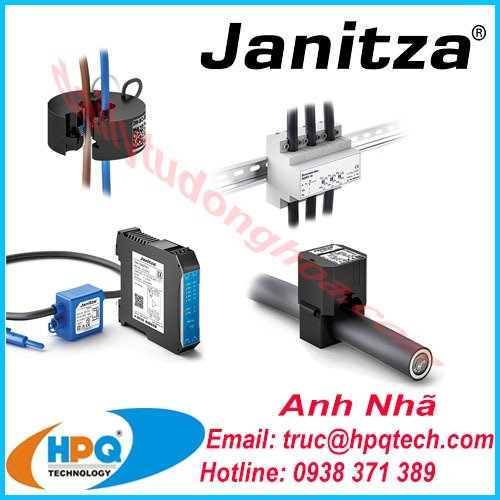 Nhà cung cấp máy biến dong Janitza Việt Nam1