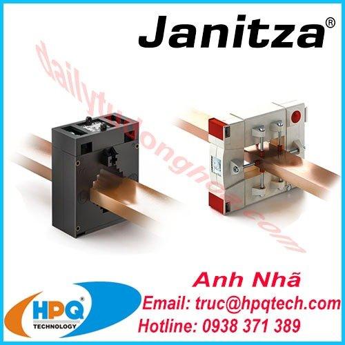 Nhà cung cấp máy biến dong Janitza Việt Nam0